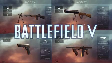 BFV-Weapons 5 BFV 武器