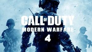 CoDMW4 Call of Duty: Modern Warfare 4