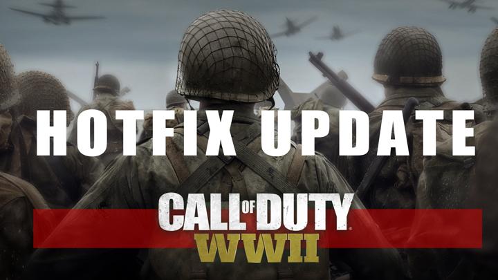 CoD:WWII: 最新ホットフィックス配信、レクイジション弱体化や 空挺師団から「ガンホー」削除など