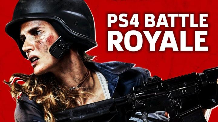 無料バトロワゲーム『H1Z1』のPS4版プレイ映像続々公開、無料PUBG?