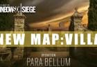レインボーシックス シージ: Y3S2新マップ「ヴィラ」ティーザー動画公開、舞台はマフィアの邸宅