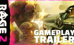 世紀末オープンワールドFPS『RAGE 2』日本語版ゲームプレイトレーラー公開