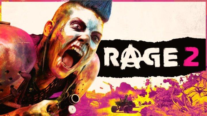 世紀末オープンワールドFPS『RAGE 2』正式発表、アナウンストレーラー公開