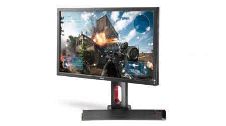 BenQ、FPS向けゲーミングモニター「ZOWIE XL2720」を本日発売、元プロゲーマー監修