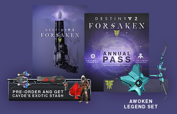 Destiny 2:日本時間9月5日に2年目コンテンツ「孤独と影」がリリース。 ド派手な新スーパースキルやPvPとPvEが融合した新モード「ギャンビット」など多彩な新要素と改良が実装