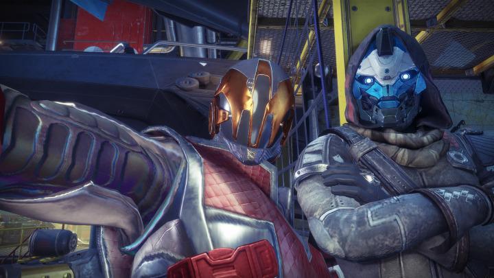 """Destiny 2:「孤独と影」キャンペーン第1話""""プリズン・ブレイク""""をプレイ、硝煙香る鉄の牢獄でケイド6とのブロマンスデート [E3 2018]"""