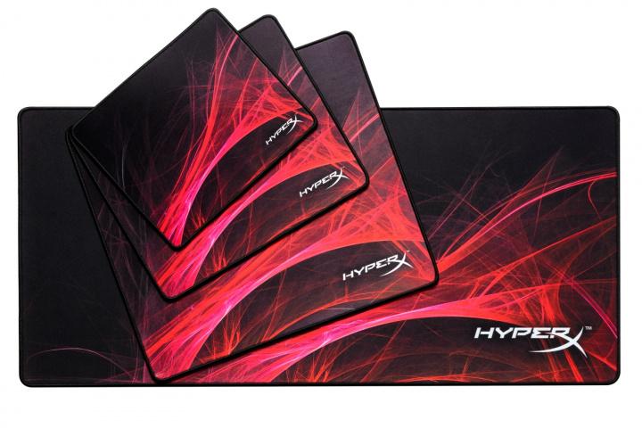 精度&速度:プロゲーミングマウスパッド「HyperX FURY S – Speed Edition Pro」4種発表