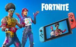 Nintendo Switch版『フォートナイト』正式発表、本日午前6時より配信開始