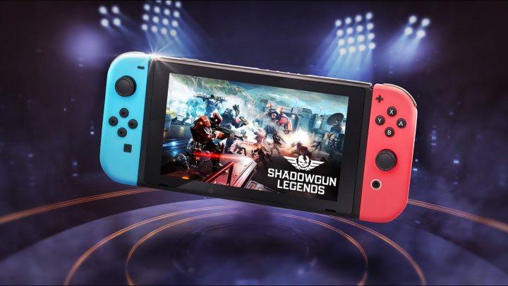 モバイルMMOFPS『SHADOWGUN LEGENDS(シャドウガン レジェンズ)』、Nintendo Switchに今夏移植