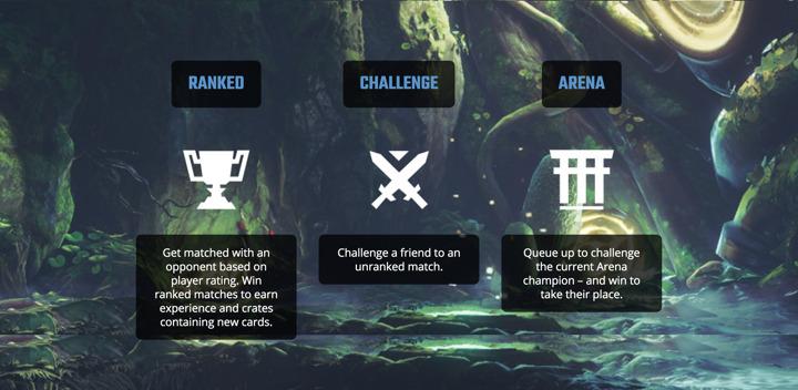 現在は3種のゲームモード
