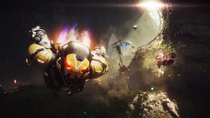 Anthem:巨大ボスとの戦闘を含むゲームプレイ映像公開、序盤の流れを網羅