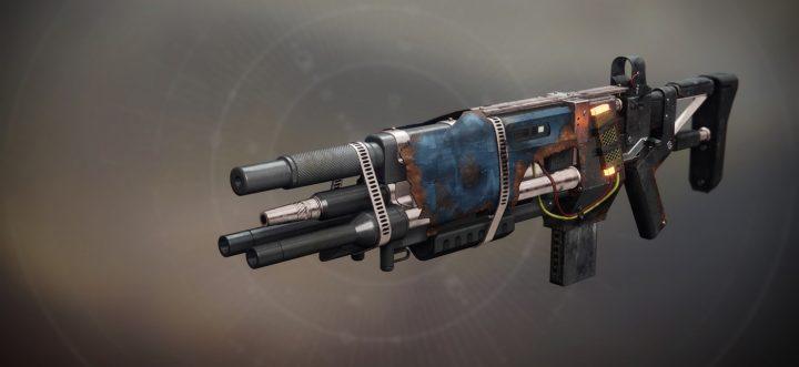 """Destiny 2:名作""""魂斗羅""""のスプレッドガンに再現したエキゾチックオートライフル""""Cerberus +1""""のインプレッション公開"""