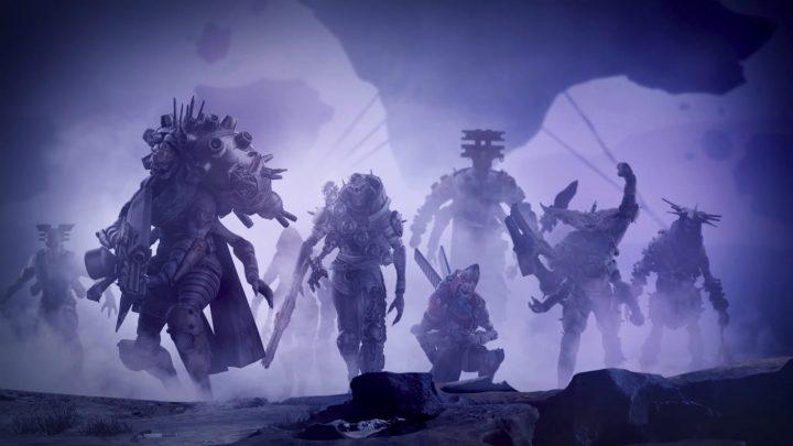 """Destiny 2: 2年目拡張コンテンツ「孤独と影」でユルドレン率いる新種族""""スコーン""""の特徴判明、リスキンではなく完全新規作成"""