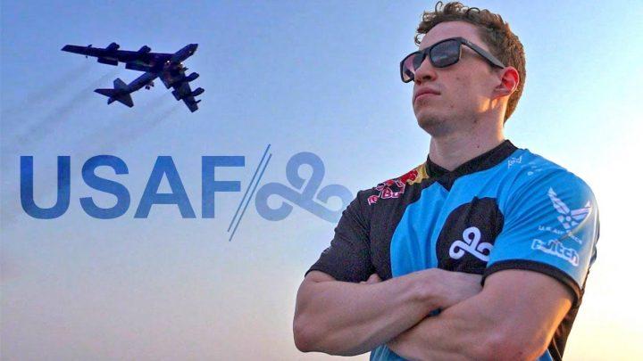 アメリカ空軍、eスポーツチームCloud9『CS:GO』部門とスポンサー締結