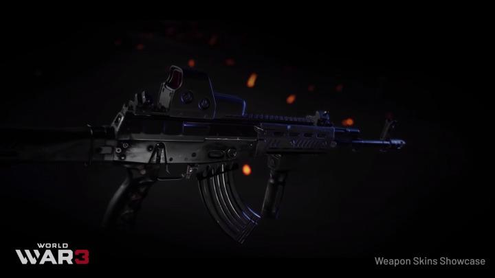 第三次世界大戦FPS『World War 3』:武器スキンの紹介映像公開