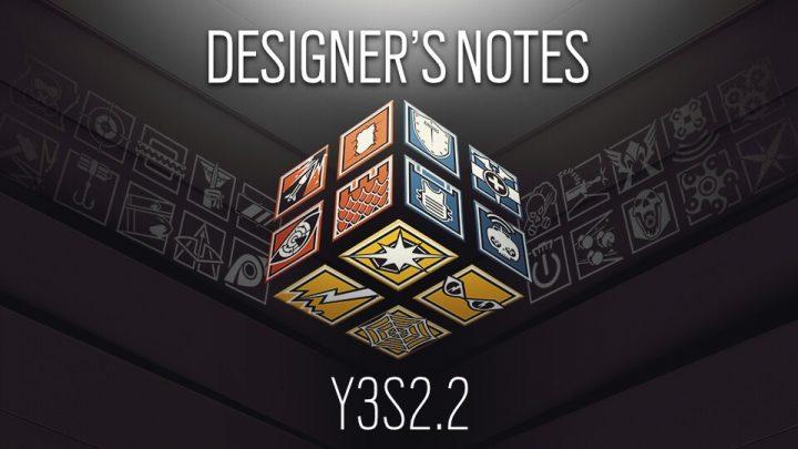 レインボーシックス シージ: Y3S2シーズン中間アップデートでのオペレーター調整内容公開、7名+有刺鉄線に強化と弱体化