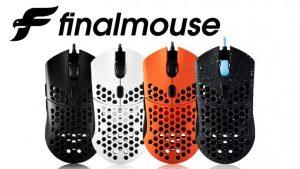 eSports専用のゲーミングマウスメーカー「Finalmouse社」の日本初の正規代理店として「ULTRALIGHT PRO」「SUNSET」「PHANTOM」の予約販売を開始