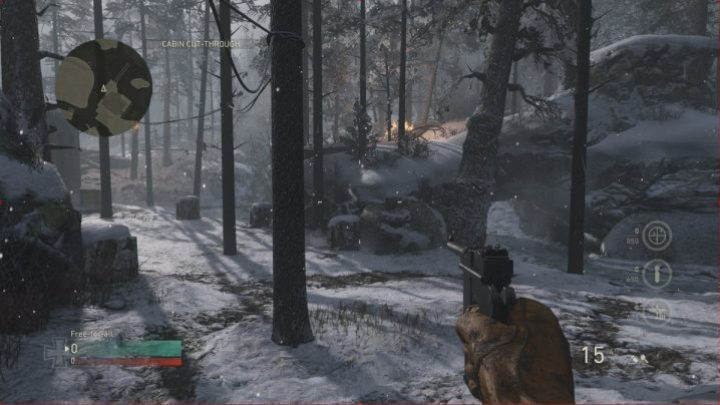 wwii-forest