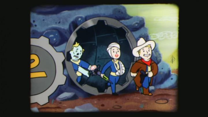 Fallout 76 Vault76