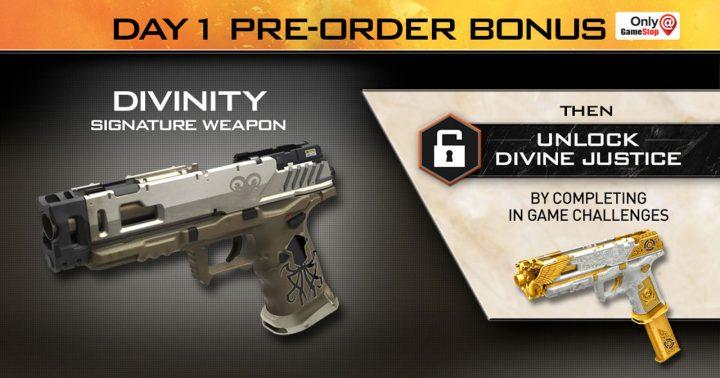 CoD:BO4:新たな武器システム「Signature Weapons」