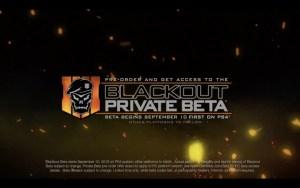 CoD:BO4:バトロワ「ブラックアウト」ベータ