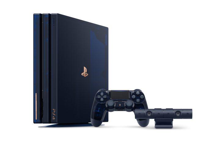 通常版よりおトクなスケルトン仕様の限定PS4「PlayStation 4 Pro 500 Million Limited Edition」が8月24日発売