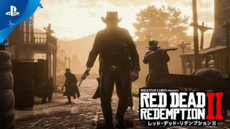 Red Dead Redemption2 レッド・デッド・リデンプション2