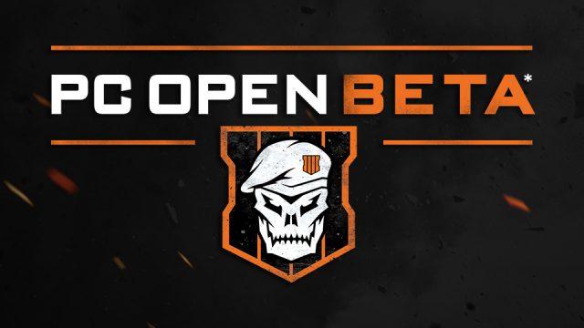 PC版『CoD:BO4』のオープンベータ開始