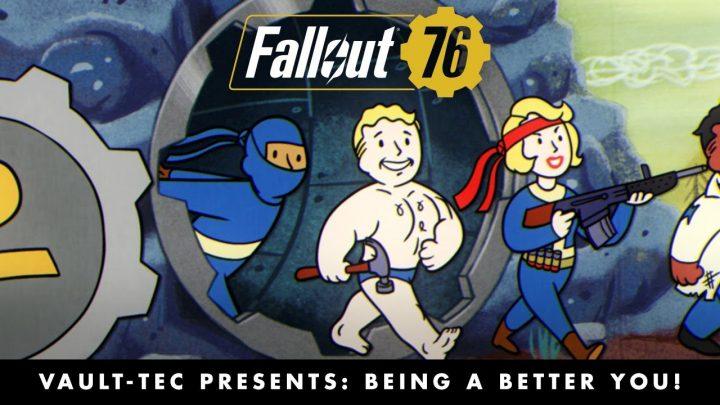 Fallout 76:QuakeCon 2018で公開された情報まとめ、PERKの詳細から指名手配システムまで