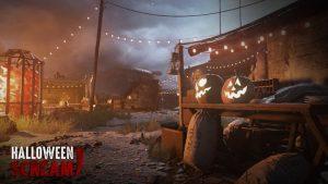 CoD:WWII:ハロウィーンイベント発表、マルチとゾンビの修正も