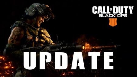CoD:BO4:「ブラックアウト」ベータの最新アップデート配信、崩壊のダメージ上昇やウィングスーツ調整など