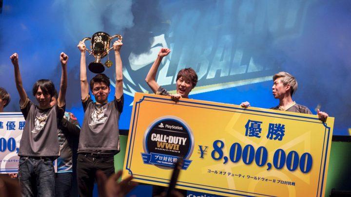 CoD:WWII:「プロ対抗戦 グランドファイナル」優勝はLibalent Vertex、800万円と栄誉を獲得