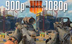 CoD:BO4:PS4とPS4 Pro比較映像、大きな差を確認