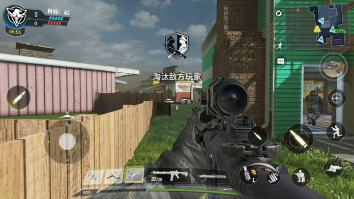 噂:モバイル版『Call of Duty』の画像がリーク