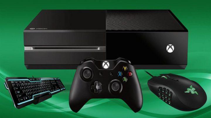 Xbox Oneがマウス&キーボードに正式対応