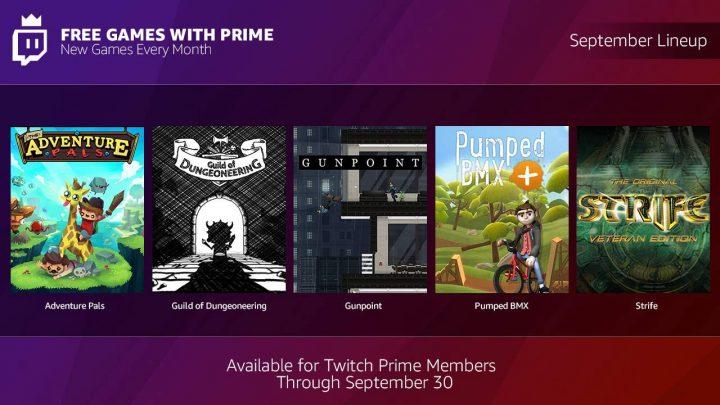 Primeでゲーム:9月は『Strife: Veteran Edition』『The Adventure Pals』など5タイトルが無料