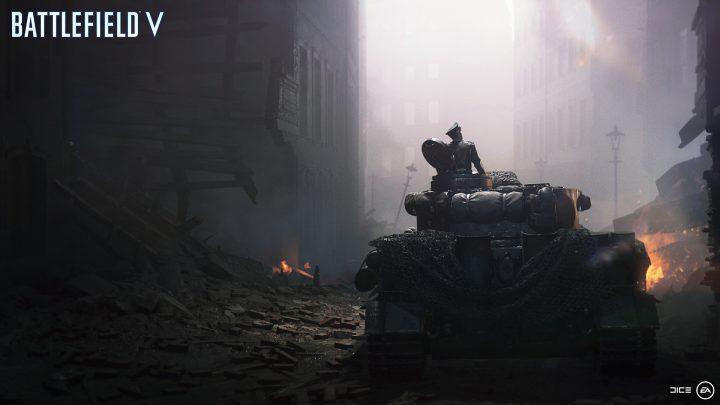 BF5 BFV The Last Tiger
