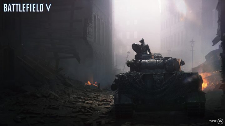 BF5 BFV The Last Tiger