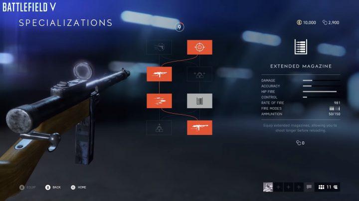 BF5:開発者新武器4種やオートライフル弱体化など