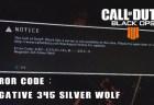 CoD:BO4:ゲームができない恐怖のエラー「Negative 345 Silver Wolf」発生中、対処法を調べてみた