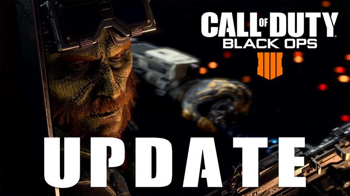 CoD:BO4:最新アップデート配信、ゾンビハロウィーンイベント開始やマルチが終了してしまう問題など