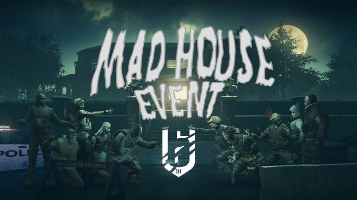 レインボーシックス シージ:民家でハロウィンイベント「MAD HOUSE」開催、31日まで