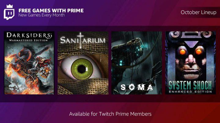 Primeでゲーム:10月は『Darksiders』『SOMA』など4タイトルが無料