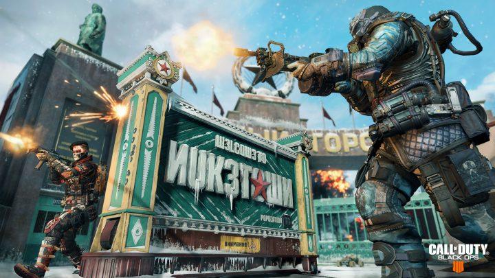 CoD:BO4:新マップ「Nuketown」PS4へ配信開始、新スクリーンショット5枚公開