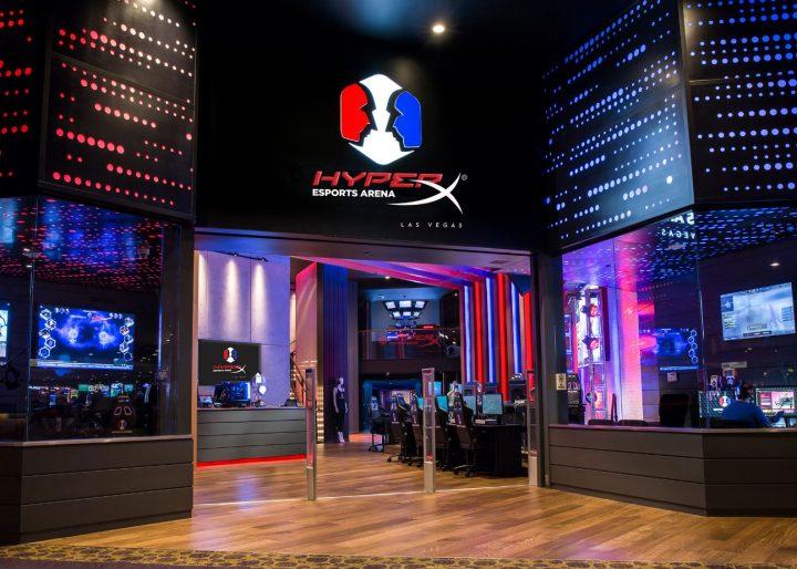 HyperX Esports Arena Las Vegas Inner