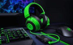 "Razer、上下方向も再現する新サラウンド""THX Spatial Audio""を実現しメガネ着用者にも優しいゲーミングヘッドセット「Kraken Tournament Edition」11月30日発売"