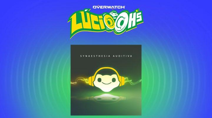 オーバーウォッチ:ルシオのアルバム「Synaesthesia Auditiva」無料配信開始、全11曲入り