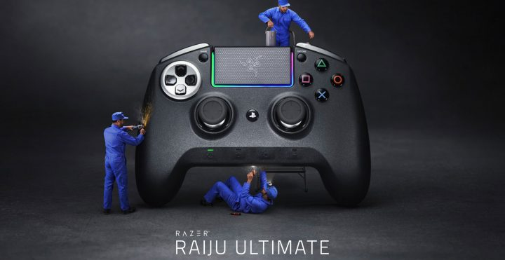 Raiju Ultimate