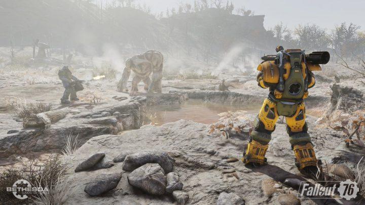 Fallout 76:アップデート1.02配信、収納箱の容量拡張やバランス調整など