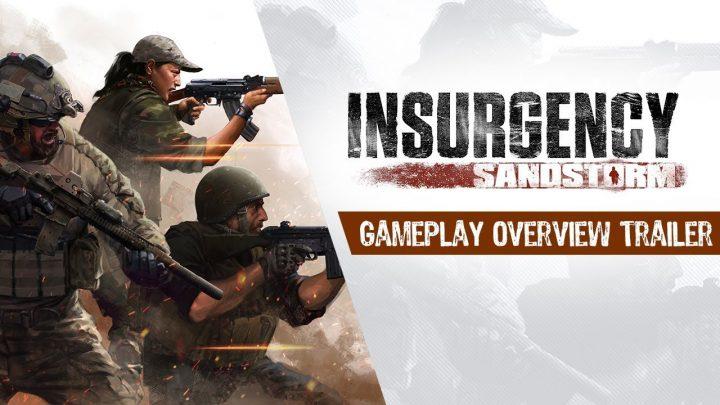 現代戦リアル系FPS『Insurgency: Sandstorm』のオープンベータが12月7日から開催、新ゲームプレイトレーラー公開